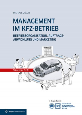 Buch Management im Kfz-Betrieb