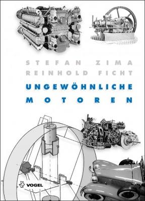Ungewöhnliche Motoren | Fachbuch autoFACHMANN