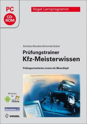Prüfungstrainer Kfz-Meisterwissen | CD-ROM autoFACHMANN